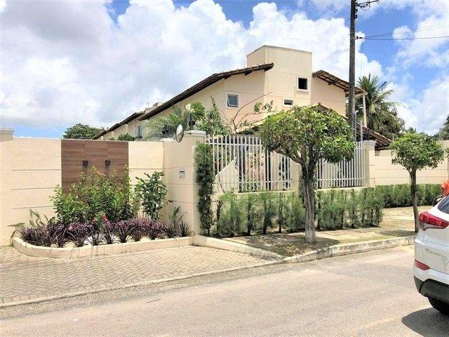 Casa com 4 dormitórios à venda, 170 m² por R$ 420.000,00 - Lagoinha - Eusébio/CE - Foto 2