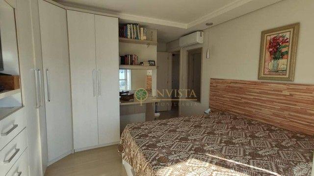 3 dormitórios e vista Parcial Mar - Estreito - Florianópolis/SC - Foto 12