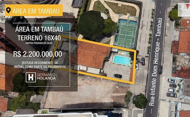 `Terreno em Tambaú - Oportunidade