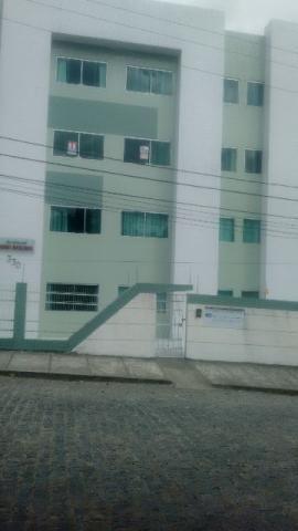 Apartamento no bairro alto branco com dois quartos