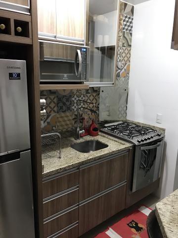 Apartamento 2 quartos no Hauer móveis planejados