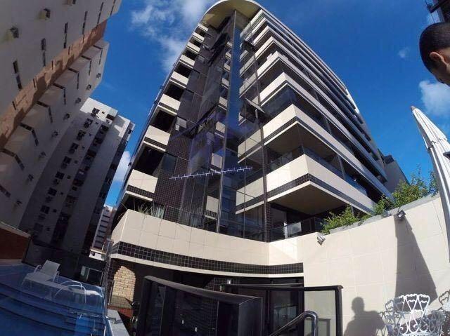 Apartamento novo com 4 quartos - Edifício Chardonnay - Ponta Verde