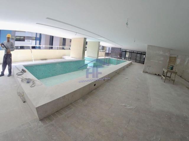 Apartamento novo com 3 quartos suítes - Edifício Maison Grand Royale - Jatiúca