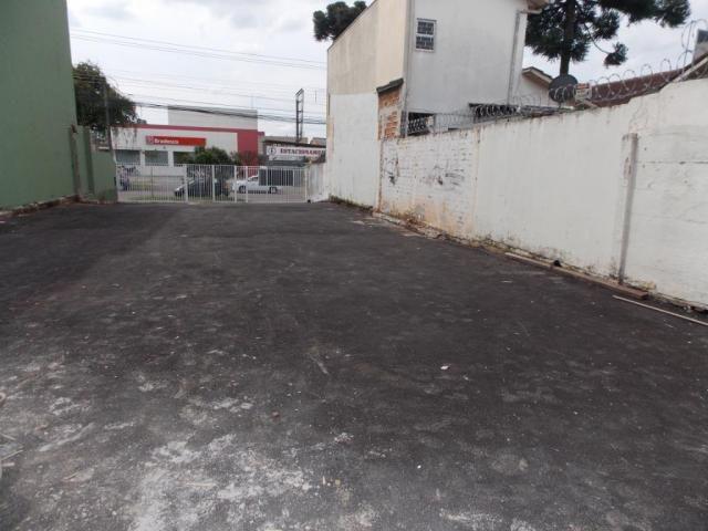 Terreno para alugar, 300 m² por R$ 4.000,00/mês - Rebouças - Curitiba/PR - Foto 5