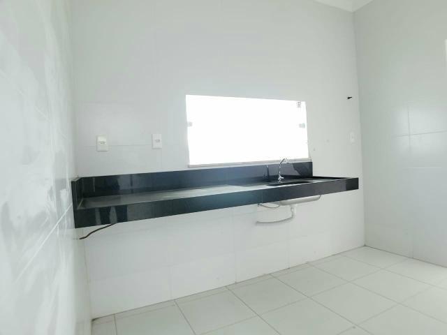 Vendo Casas de 2/4 e 3/4 todas com suíte e banheiro social ? na Mangabeira - Foto 7
