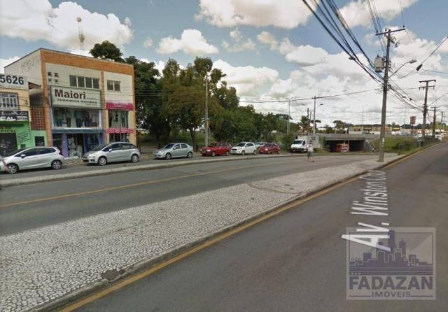 Loja para alugar, 62 m² por r$ 2.000,00/ano - pinheirinho - curitiba/pr - Foto 6