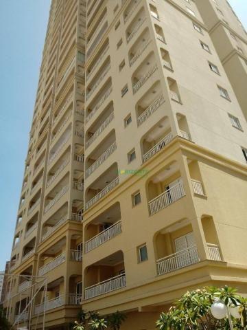 Apartamento com 2 dormitórios à venda, 81 m² por r$ 491.000,00 - vila ema - são josé dos c