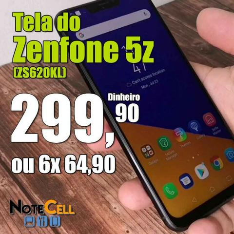 Tela do Zenfone 5Z