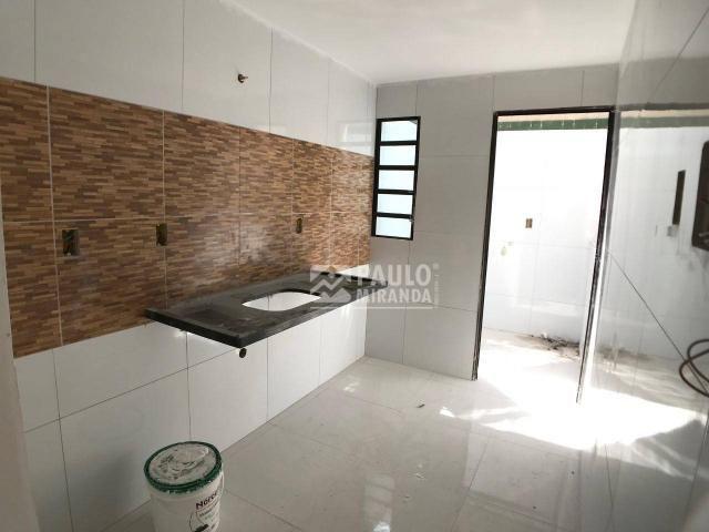 Lançamento em bairro novo - acabamento alto padrão e localização extra - Foto 2
