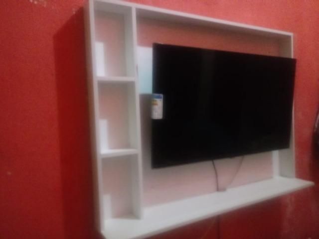 Promoção painel para tv até 43 com entrega e instalação e suporte grátis - Foto 4