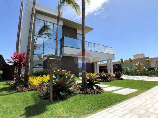Casa com 3 dormitórios à venda, 337 m² por R$ 2.100.000 - Condomínio Alphaville Fortaleza