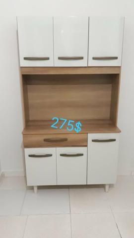 Armário de cozinha 6 portas - Foto 5