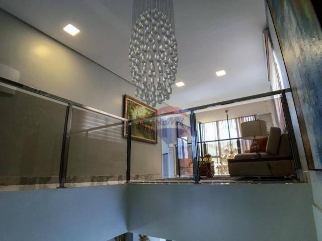 Casa com 3 dormitórios à venda, 337 m² por R$ 2.100.000 - Condomínio Alphaville Fortaleza  - Foto 18