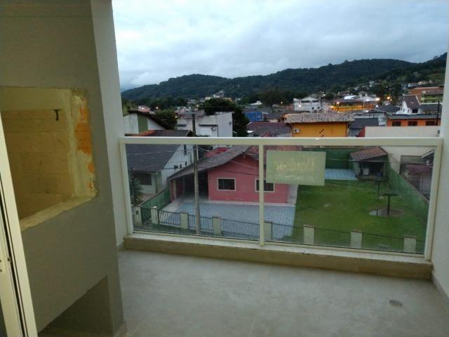 Apartamento Incrível com Elevador Rocio Pequeno Sao Frco do Sul SC 2 quartos 58m² - Foto 14