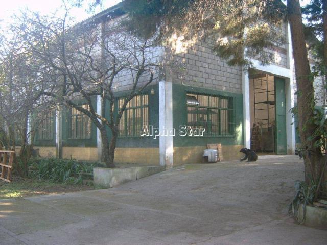 Galpão comercial para locação, jardim marilu, carapicuíba - ga0075. - Foto 7