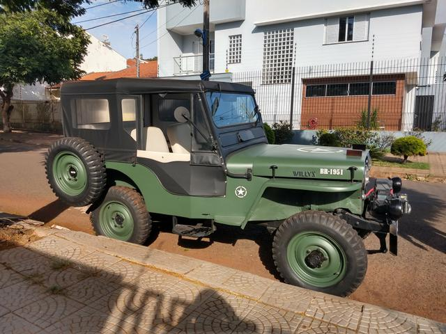 Jeep Willys Overland - Foto 3