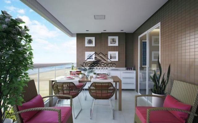 Lançamento Apartamento Frente Mar na Aviação em Praia Grande