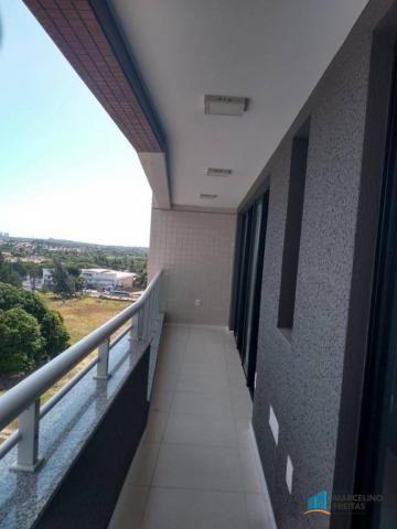 Apartamento com 2 dormitórios para alugar, 72 m² por r$ 1.509,00/mês - engenheiro luciano  - Foto 10