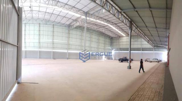 Galpão para alugar, 2500 m² por r$ 23.500,00/mês - maracanaú - maracanaú/ce - Foto 20
