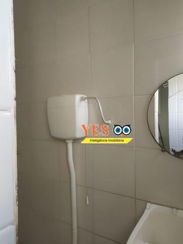 Yes imob - apartamento residencial para locação, 3 dormitórios sendo 1 suíte, 1 sala, 2 ba - Foto 6