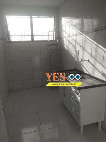 Yes imob - apartamento residencial para locação , brasília, feira de santana , 2 dormitóri - Foto 12