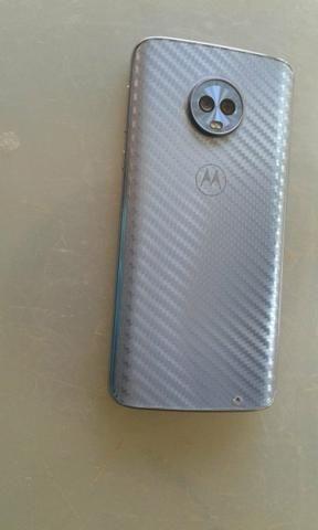 Moto G6 plus semi novo aceito propostas - Foto 3