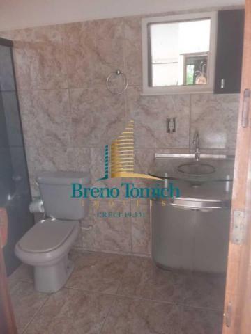 Casa com 3 dormitórios à venda, 276 m² por r$ 380.000,00 - trancoso - porto seguro/ba - Foto 15