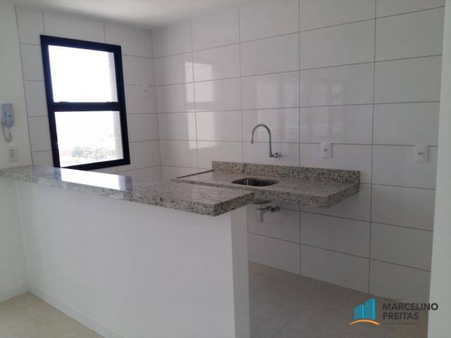 Apartamento com 2 dormitórios para alugar, 72 m² por r$ 1.509,00/mês - engenheiro luciano  - Foto 14
