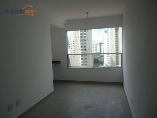 Apartamento com 2 dormitórios à venda, 76 m² por r$ 485.000 - jardim aquarius - são josé d - Foto 5