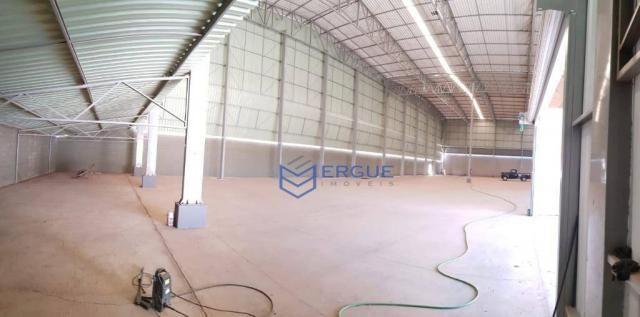 Galpão para alugar, 2500 m² por r$ 23.500,00/mês - maracanaú - maracanaú/ce - Foto 18