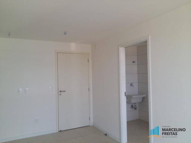 Apartamento com 2 dormitórios para alugar, 72 m² por r$ 1.509,00/mês - engenheiro luciano  - Foto 4