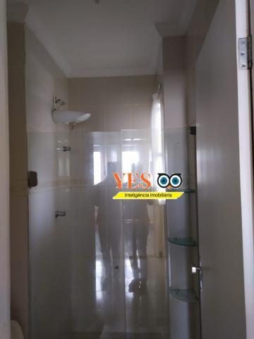 Yes imob - apartamento residencial para locação, 3 dormitórios sendo 1 suíte, 1 sala, 2 ba - Foto 12
