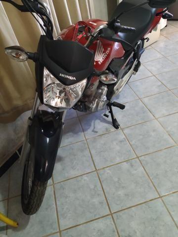 Moto Honda Start CG 160, ano 2018 - Foto 6