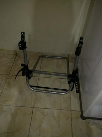 Suporte para duas bicicletas - Foto 2