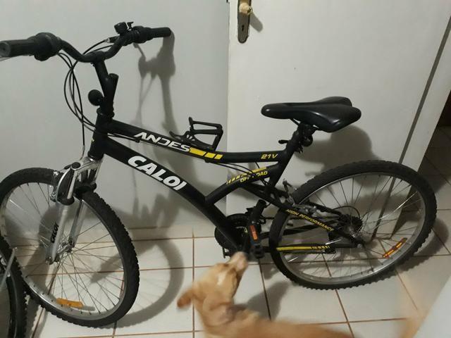 Bike Caloi super conservada