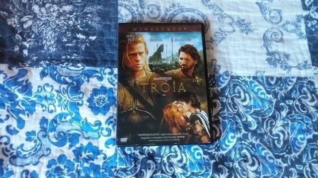 DVD filme Troia