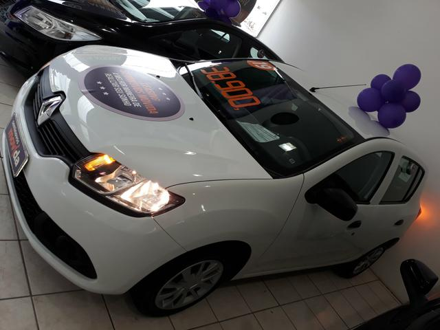 Sandero Authentique 1.0 Flex 12V 2019 - Foto 7