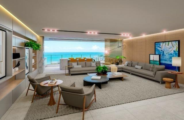 Edf. Raul Santana - Ganhe uma cozinha Planejada - 4 Suítes 2° quadra do mar - Foto 17