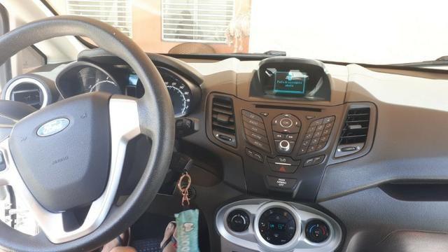 Fiesta Sedan Automático Seminovo - Foto 4