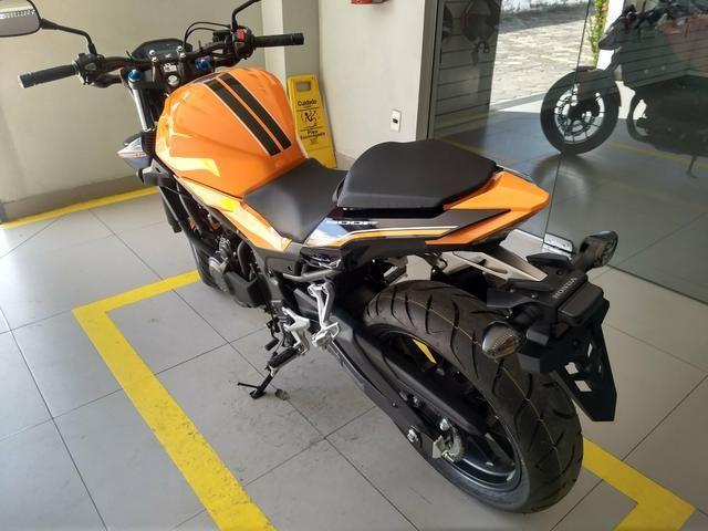 Cb500f 2019/2019 moto zero só tem 180km