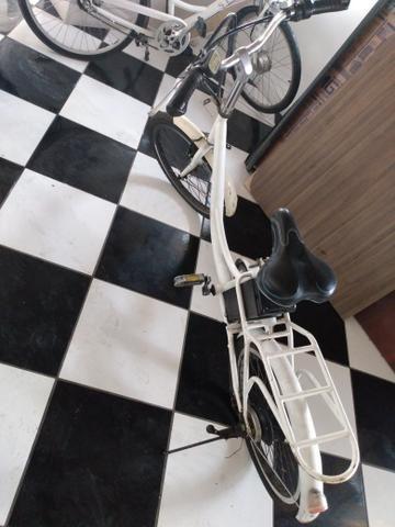 Bicicleta eletrica aceito troca f. * - Foto 2