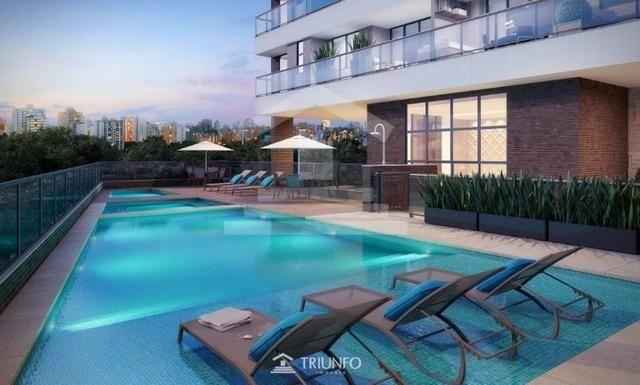 (EXR) Apartamento, na planta, à venda no Cocó -> 107m², 3 quartos, 2 vagas [TR31686] - Foto 5