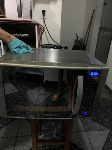 Microondas blue touch electrolux - Foto 5