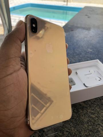 IPhone XS Max 64gb dourado - Foto 3