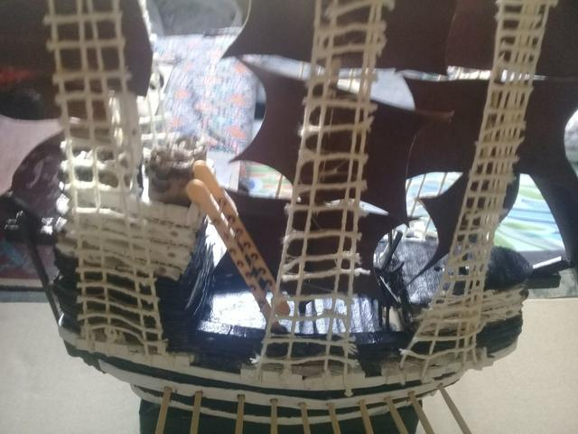 Barcos decorativos artesanais
