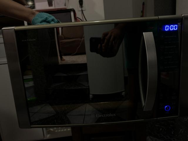 Microondas blue touch electrolux - Foto 4