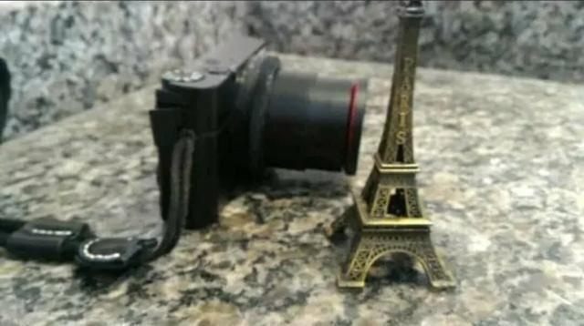 Câmera Sony Rx100 I [carregador/bateria, Polarizador, Tripé, MemoryCard]