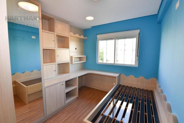 Apartamento com 3 dormitórios à venda por r$ 749.500,01 - juvevê - curitiba/pr - Foto 18