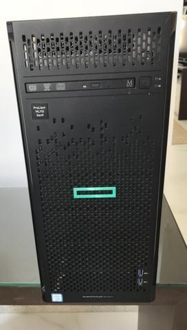 Servidor HP Proliante ML 110 G9
