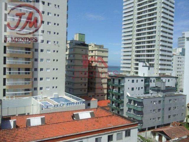Apartamento com 2 dorms, Aviação, Praia Grande - R$ 265.000,00, 80m² - Codigo: 617... - Foto 14
